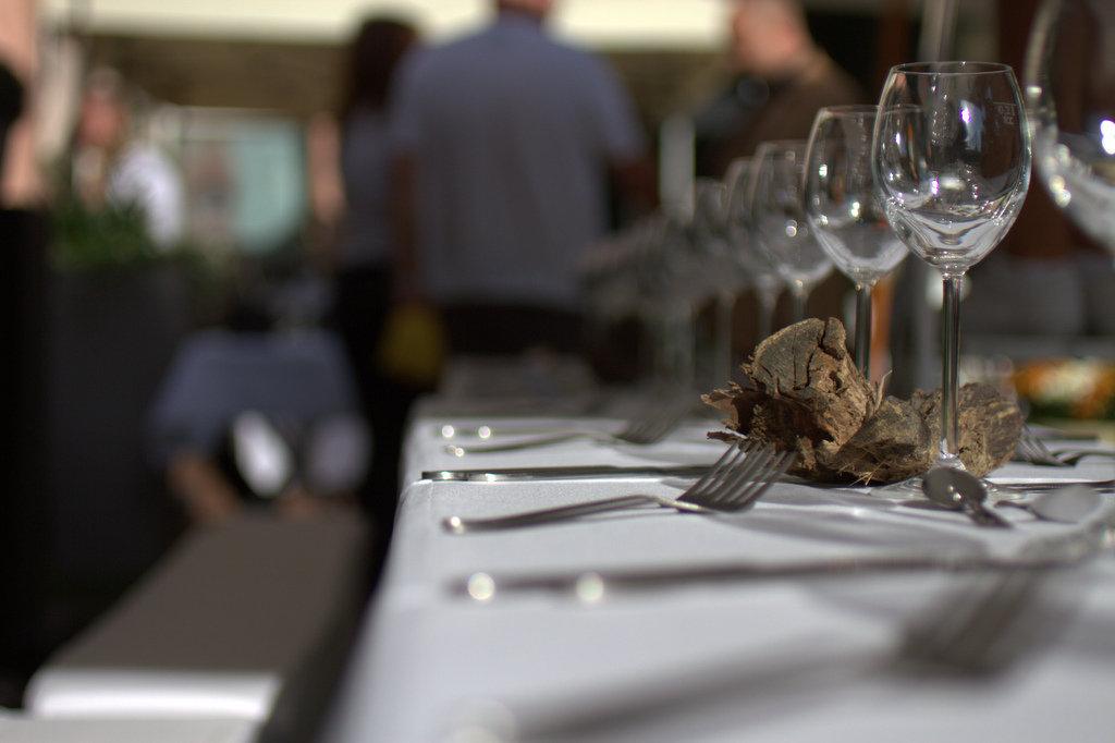 Gritte Jepp - White Dinner Tafel